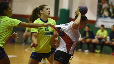 Handball - Liga de Honor Damas - River Plate vs. Dorrego