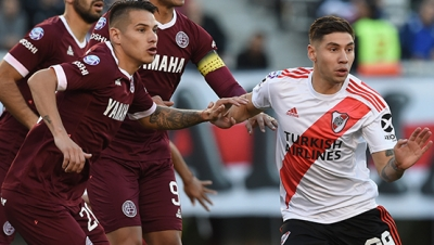 River Plate vs. Lanús (Superliga - Fecha 2)