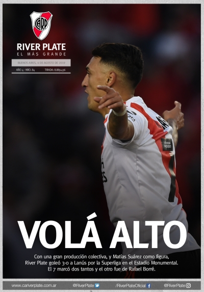River Plate vs. Lanús (Superliga)