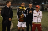 River campeón de la Super Liga Senior