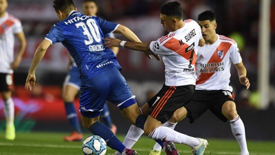 River Plate vs. Vélez Sarsfield (Superliga - Fecha 7)