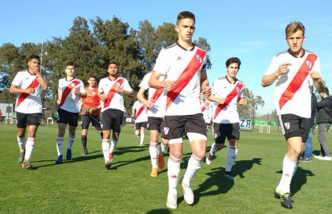 Saldo favorable para los Juveniles de River
