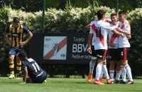 La Reserva goleó a Central en River Camp