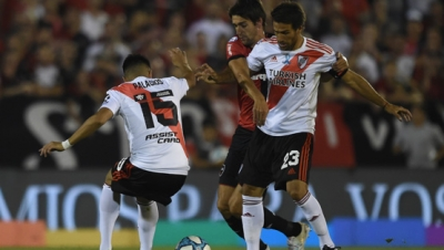 Newell's vs. River Plate (Superliga - Fecha 15)