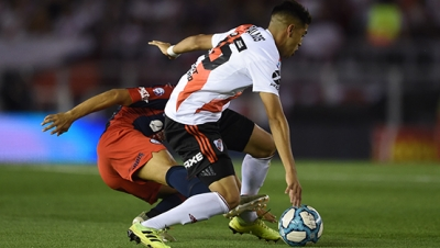 River Plate vs. San Lorenzo (Superliga - Fecha 16)