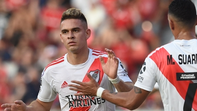 Independiente vs. River Plate (Superliga - Fecha 14)