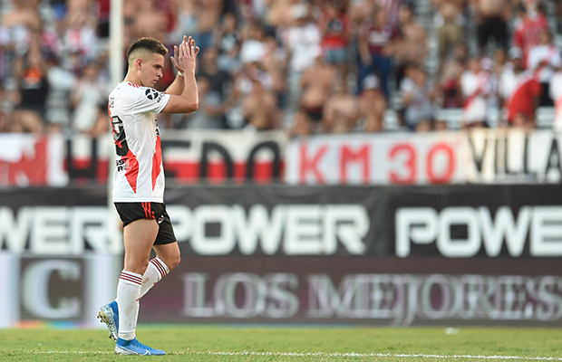 La previa de River Plate vs. Banfield
