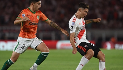 River Plate vs. Banfield (Superliga - Fecha 20)