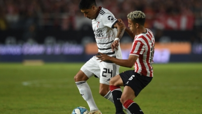 Estudiantes vs. River Plate (Superliga - Fecha 21)