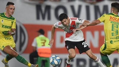 River Plate vs. Defensa y Justicia (Superliga - Fecha 22)