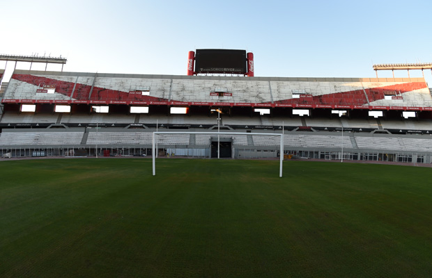 El Estadio Monumental tendrá WiFi en todas las tribunas