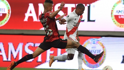 Athletico Paranaense vs. River Plate (Libertadores 2020 - Octavos de final)