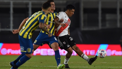 River Plate vs. Rosario Central (Copa de la Liga 2021)