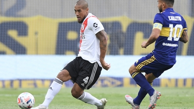 Boca Juniors vs. River Plate (Copa de la Liga 2021)