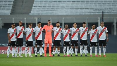 River Plate vs. Racing Club (Copa de la Liga 2021)