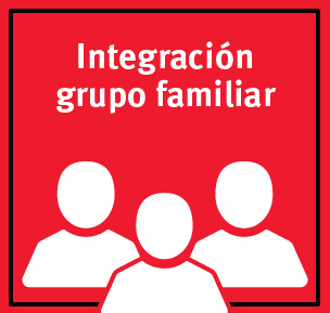 Integración Grupo familiar